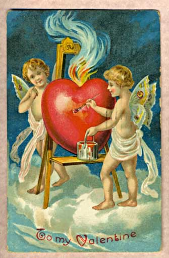 Historien om Alla hjärtans dag